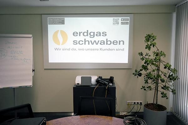 Erdgas Schwaben GmbH Augsburg