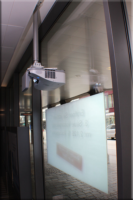 LCD- und DLP Projektoren